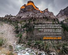 Taller de Fotografía de Bosques invernales en Siresa – Chavinandez, Fotografía de viajes