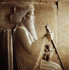 Cyrus the Great (Old Persian: Kuruš, Kourosh; 576 or 590 BC — July 529 BC), also known as Cyrus II of Persia and Cyrus the Elder, was the founder of the . Ancient Persian, Ancient Art, Ancient Egypt, Ancient History, Perse Antique, King Of Persia, Cyrus The Great, Achaemenid, Ancient Near East