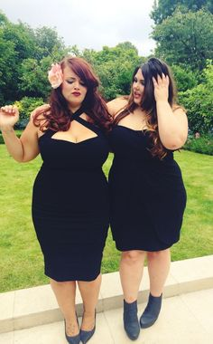 Plus Size Fashion : From the corners of the Curve