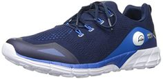 Reebok Mens Zpump Fusion 20 Knit Running Shoe Collegiate NavyBlue SportMidnight BlueCanopy GreenWhiteSteel 11 M US >>> You can get additional details at the image link-affiliate link.