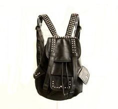 STUDDED BACKPACK | Rings & Tings | Online fashion store | Free worldwide delivery