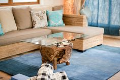 KAJA Resort Furniture, Interior Coordinate