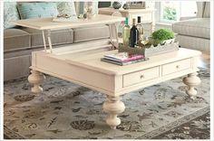 Paula Deen Home Put Your Feet Up Lift-Top Coffee Table - 996801