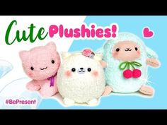 DIY Perfect Sheep Plush Tutorial - Budget Crafting with Amazing Results! - YouTube
