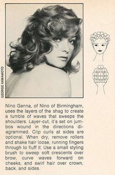 Tips for Clea 1975 Clairol tight perm Visit the post for more. 2020 Wall Calendar pages) DOLLY PARTON Country Music Photos Posters Hair - Female Vintage styles 1963 coiffure ~ hair was often painstakingly sculptured in tho 1970s Hairstyles, Loose Hairstyles, Vintage Hairstyles, Wedding Hairstyles, Pelo Retro, Pelo Vintage, Vintage Curls, Curly Hair Styles, Natural Hair Styles