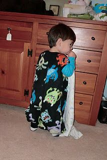 e11f770134de Footed sleep sack tutorial