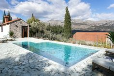Adorable Countryside Stone House with Beautiful Terrace with Pool and Tavern in Dubrovnik Region - villascroatia.net