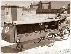 The First Ambulance Service In The World | See More Pictures | #SeeMorePictures