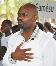 Juin 2014 - création bureau fédéral Parti des Togolais : Alberto Olympio