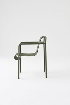 Palissade Collection, a minimalist design created by Paris-based designers Ronan & Erwan Bouroullec for Hay