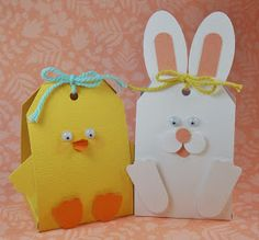 Laura's Works of Heart: TAG TOPPER EASTER TREATS: