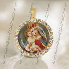 The Queenship of Mary  Religious Christian Catholic by ElDotti