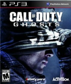 Amazon Black Friday Deal: Call of Duty Ghosts Video Game Just $39.96!