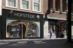 Hofstede Optical Shop Design Interior