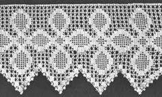 Výsledek obrázku pro filet crochet patterns