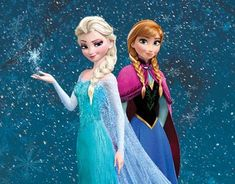 "As we previously reported, Anna and Elsa, from Disney's Academy Award-winning film ""Frozen,"" have moved from Epcot to Magic Kingdom Park. Party Characters, Frozen Characters, Female Characters, Walt Disney, Disney Magic, Disney Frozen, Frozen 2013, Disney Tips, Anna Y Elsa"