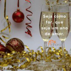Frases de Natal e Ano Novo em cards (imagens) para compartilhar amor e carinho com a família e os amigos nessa época mágica de fim de ano! Aproveita!
