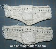 Image result for baby booties knitting pattern