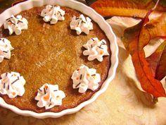 Pumpkin Pudding / Delicioso Pudín de Calabaza, Dominican dessert