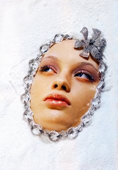 Funny beauty/ jewellery shot but there's something I like about it