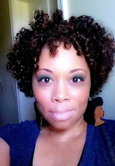 Crochet Braids with Spring Curl by The Winner's Collection. Color 4/30. www.crochetbraidsbytwana.com