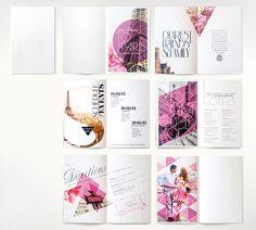 Oh So Beautiful Paper: Chris + Yelena's Gilded Parisian Wedding Invitations