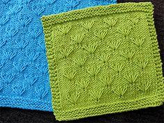Ravelry: Dandelion Dishcloth pattern by nalhcib