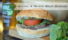A hearty veggie burger that even meat lovers will enjoy!
