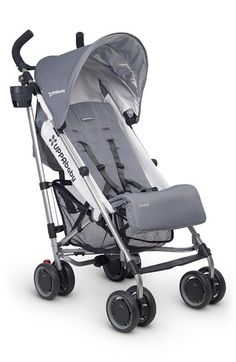UPPAbaby G-LUXE Pascal Aluminum Frame Reclining Umbrella Stroller