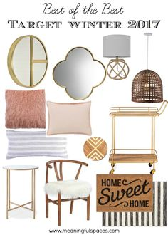 Best of the Best Target Winter 2017 | Meaningful Spaces