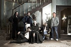 The BEST mockumentary I have ever watched! What We Do in the Shadows is even better than bizghetti ;)
