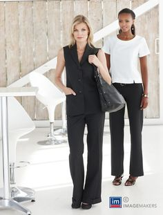 On Trend with Pinstripes - Corporate Clothing South Africa