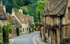 Things to do in Wiltshire: Lacock, Castle Combe, Longleat | Bellwood Guest House