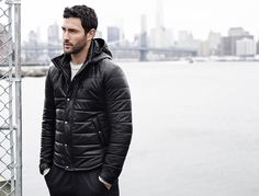 Noah Mills for Vince Fall/Winter 2014-15 Campaign