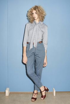 A.P.C. RTW Spring 2015 [Photo by Courtesy]