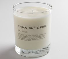 Soy Candles $55