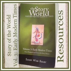 Link to fictional books for various time periods; great for read alouds to go with SOTW