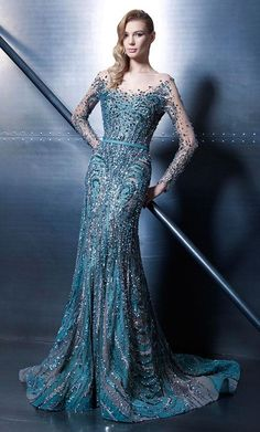 Show your best to all people even in the evening and then get ziad nakad long sleeve evening dresses 2016 long prom sexy party gowns beaded wedding party dresses formal vestido de festa in elegantdresses and choose wholesale chic evening dresses,cream evening dress and evening dress cheap on DHgate.com.