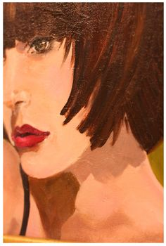 Gail Rubke oil painting