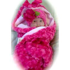 Beautiful Minkie Doll Blanket