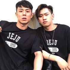 Beenzino and Crush Hip Hop And R&b, Hip Hop Rap, Kpop, Crush Instagram, Hip Hop Singers, Underground Rappers, Much Wow, Show Me The Money, White Boys
