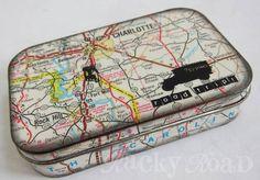 Tin Ideas, craft, diy, altered art, stamping, only photo, knutselen, recycle, metalen doosje, alleen foto