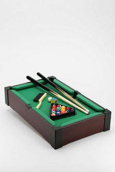 Tabletop Billiards Game - Urban Outfitters