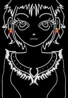 A tribu girl ;)