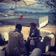 Ian Somerhalder - 21/05/15 - Interview @GALAfr #GalaCroisette @PaulArthurJM avec iansomerhalder #cannes2015 @Azzaro #PlageMajestic  https://twitter.com/laurentguyot/status/601381634257100800 - Twitter / Instagram Pictures