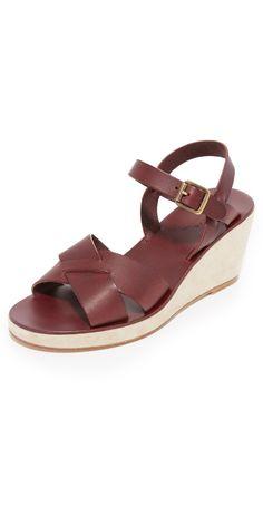 A.P.C. Classiques Sandals   SHOPBOP