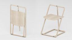 Flipp Chair by Mhd Al Sidawi