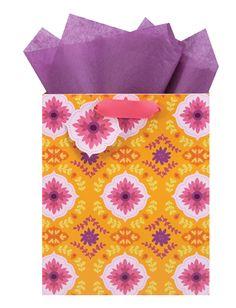Ana Davis Wreath Gift Bag