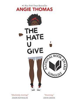 The Hate U Give by Angie Thomas https://www.amazon.com/dp/0062498533/ref=cm_sw_r_pi_dp_U_x_-SQjAbRJHJWDF