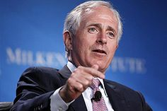 United States Senator Bob Corker, chairman of the Senate Foreign Relations Committee, said on Thursday he was happy that the Obama administration had chosen to miss its self-imposed deadline for a nuclear deal with Iran instead of signing off on t...